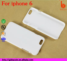 2015 Color series leathe case cover for apple iphone 6 shell 4.7