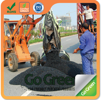 Road construction overlay material / driveway asphalt paving with 0.7cm