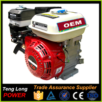 CE approved Full Equipped 4 Stroke 160F 4hp Gasoline Engine