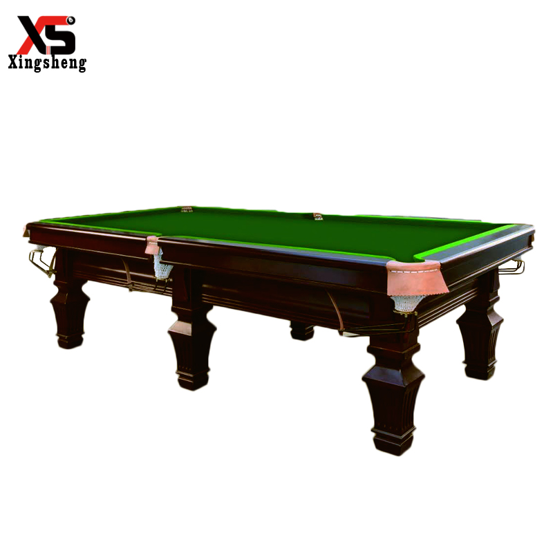united states brand redwood snooker pool table with free balls