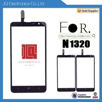 180 days warranty cell phone touch screen for Nokia lumia N1320 lcd touch screen digitizer