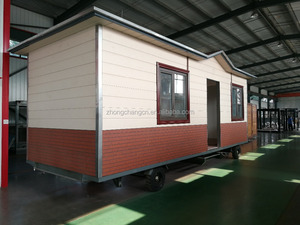 Trailer portable Container homes, Hot sale Portable house