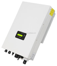 5000W 110/120/220/230/240/400/415VAC 50HZ SINGLE THREE PHASE MPPT GRID TIE SOLAR WIND INVERTER