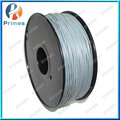 PLA grey filament for 3d printer