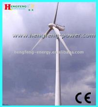 Wind Power Generator with 50KW Power,Permanent Magnet Generator,and Low Speed