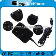 NEW COMING interchangeable 24w power adapter england version 24w series