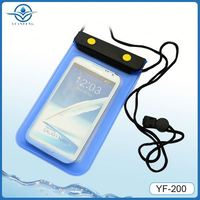 Lastest Fashion cell phone waterproof case for galaxy note 3