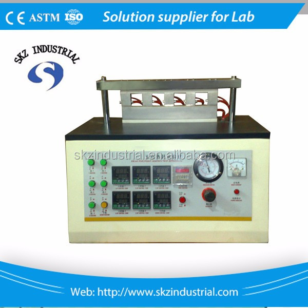 flexible packaging thermal conductivity sealing test machine