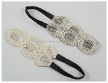 lace ribbon fashion pearl diamond hair band <strong>headband</strong> hair bands <strong>headband</strong> wide