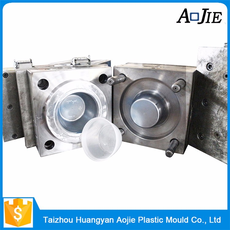 Longlasting Plastic Injection Molds For Food Container