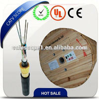 Fiber optical cable ADSS/All dielectric self supporting fibre cable
