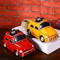 Lovely elaborate mini car model for book cabinet decoration