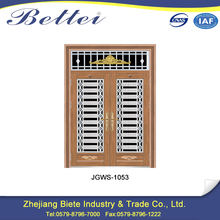 Cheap price security scanner security iron door
