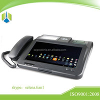 Android 4.2.2 Retail payment terminal,for Financials, banking Industry----Gc039B