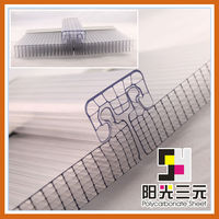 U-lock roofs polycarbonate sheet ,solar panels