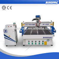 S7 1325 Control With G Code/ 3D CNC Wood Carving Router