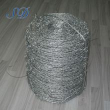 Military Hot Dipped Galvanized Barbed Wire Mesh For Fence