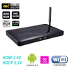 High definition devices Android TV BOX Full HD Media player 4k*2k over ethernet