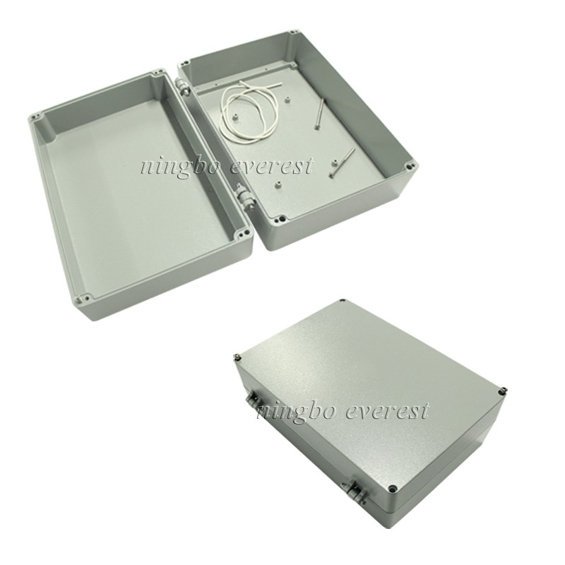Waterproof IP67 Rugged Metal Box Aluminum Enclosure Case