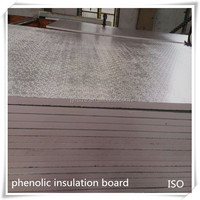 Economical fireproof phenolic exterior wall panel