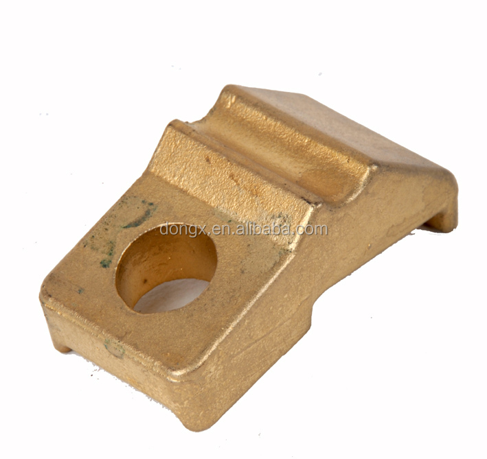high quality brass casting for customized