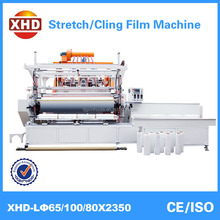 Fully automatic LLDPE Stretch film production line stretch film making machine
