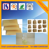 .waterproof glue for paper excellent hotmelt jelly gum for case or boxes/hot melt adhesive