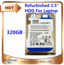 Cheap used hard drive 2.5 Inch SATA 3.0 laptop Internal Hard Disk 320gb