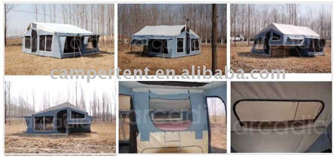 Polyester Cotton Camper Trailer Tent