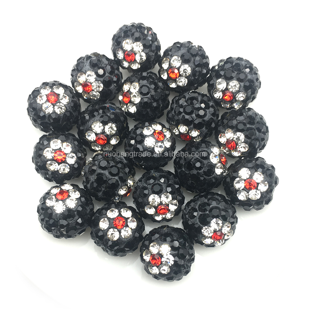 Wholesale china factory Crystal loose beads for jewelry making