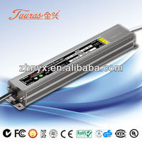 Constant Current 28W 80V 350mA SAA EMC CE ROHS Approval Waterproof LED Driver JAS-80350D035
