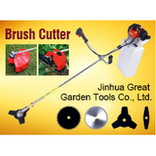 43cc/52cc 2-Stroke Side Attached Gasoline Brush Cutter with 1E44F-5 Engine (BC430S) echo weed wacker