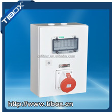 TIBOX MOBILE POWER SOCKET BOX factory in zhejiang