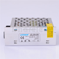LED Power Supply 24v 1a 36w Constant Voltage Switch Driver for LEDs, 110v 220v ac/dc Lighting Transformer Converter