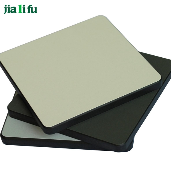 jialifu waterproof high pressure density laminates board