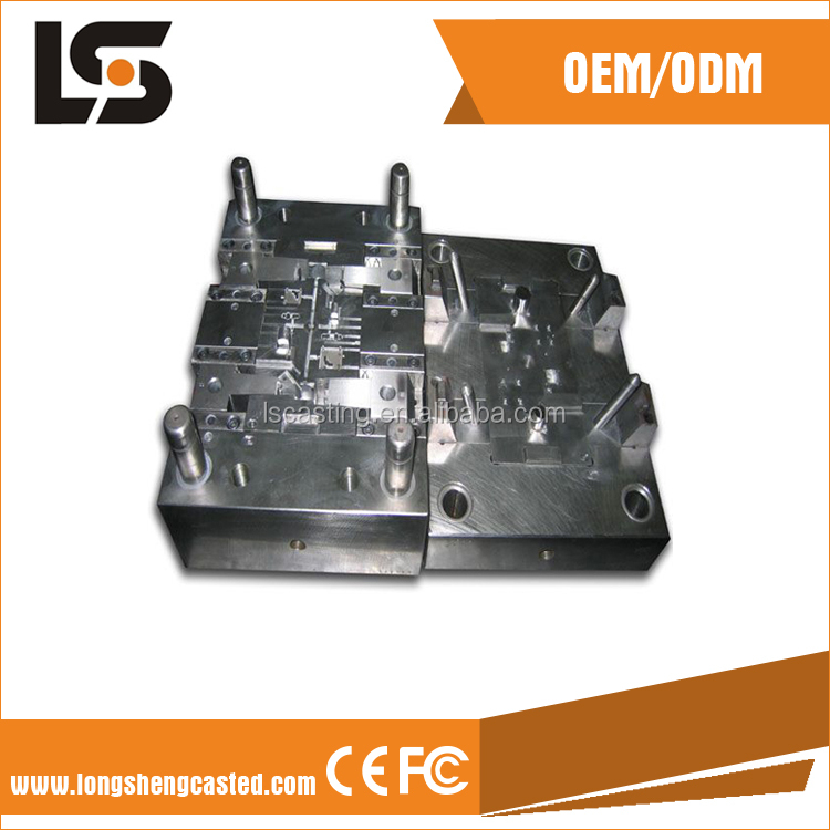 Super quality aluminum die cast mould making of world class casting machine