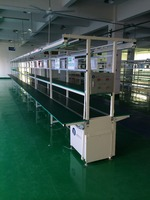 conveyor production line/assembly line conveyor belt system