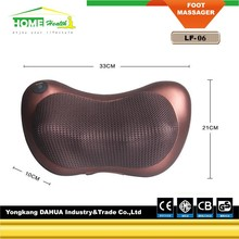 Hot-selling Multi-Function Massage Pillow Car/Home Use Neck Massage Pillow High Quality Car Neck Pillow