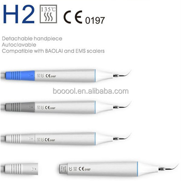 Baolai H2 Detachable Dental Handpiece Compatible with EMS