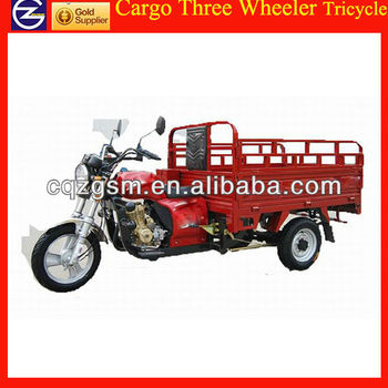 Cargo Three Wheeler Tricycle