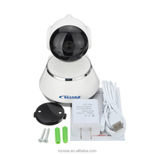 bessky Indoor Security Camera 720P Full HD wireless Wi-Fi Camera free mobile video Baby Monitor