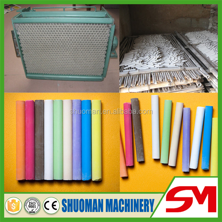Automatic lowest labor intensity chalk making machine prices