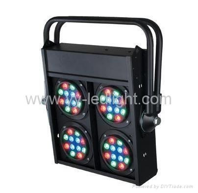 Led 48X1watt blanco led blinder light