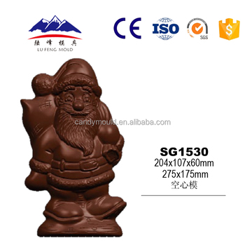 Plastic Injection Mould Shaping Mode and hard pc material chocolate plastic mold