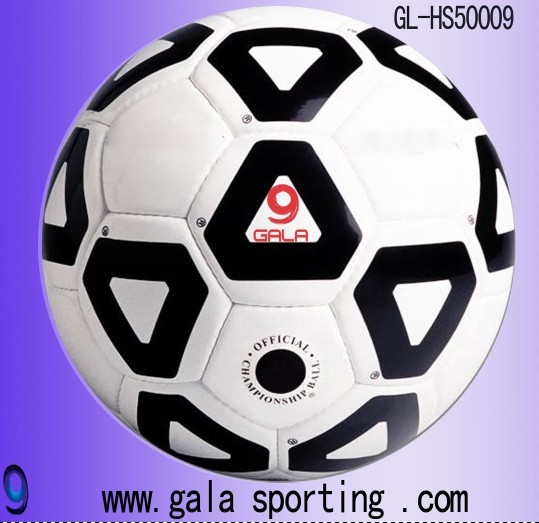 pvc rubber bladder football machine sewn soccer ball size 5 official match ball