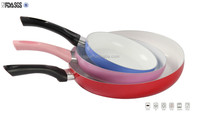 28cm ceramic coating food grade aluminum pancake nonstick fry pan