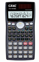 Good price of 401 functions 10 digits scientific calculator