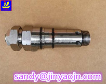 low price relief valve used for excavator, excavator parts relief valve PC40-7,PC60-5,PC60-6,PC60-7,PC100-5,PC200-5