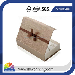 High quality promotion decorate storage boxes paper