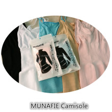 Japan MUNAFIE Camisole Belly Slimming Body Shaper MUNAFIE Camisole